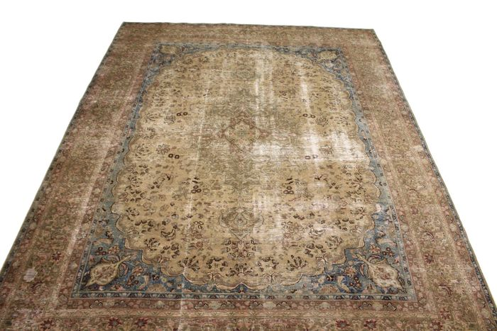Tabriz Colored Vintage - Carpet - 385 cm - 293 cm