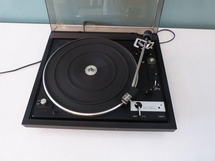 Dual - CS 1241 - Turntable