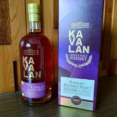 Kavalan Blender's Select - b. 2018 - 1000ml