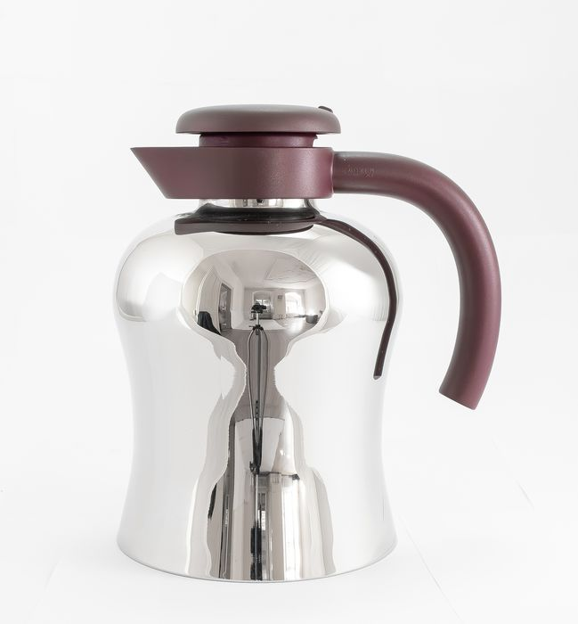 """Ettore Sottsass - Alessi - Thermos flask - """"Sherazade"""""""