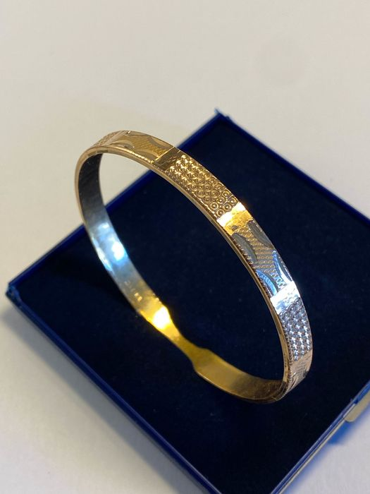21,6 kt. Yellow gold - Armring