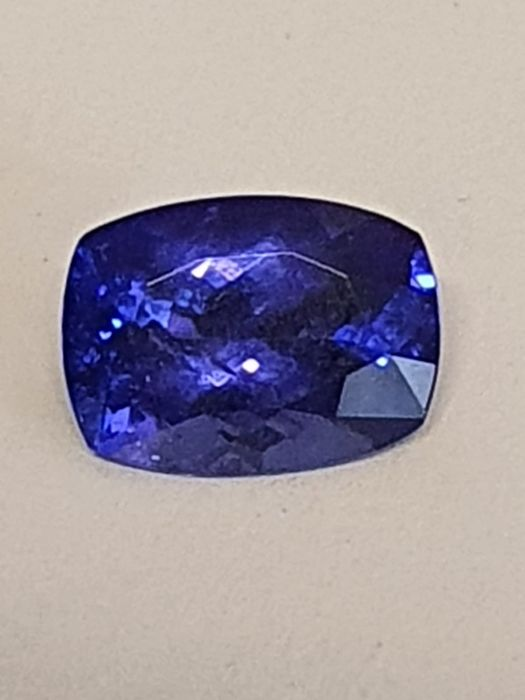 1 pcs  Tanzanite - 8.07 ct