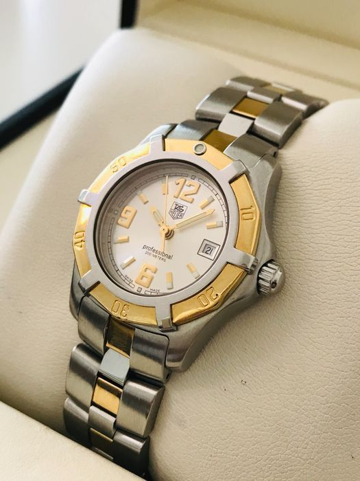 TAG Heuer - 2000 Series Professional 200m - Ref. WN1353.BD0342 - Donna - 2000-2010