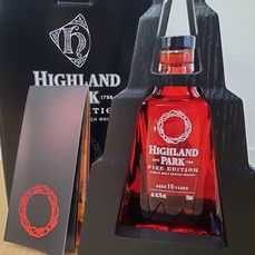 Highland Park 15 years old FIre Edition - Original bottling - 700 ml