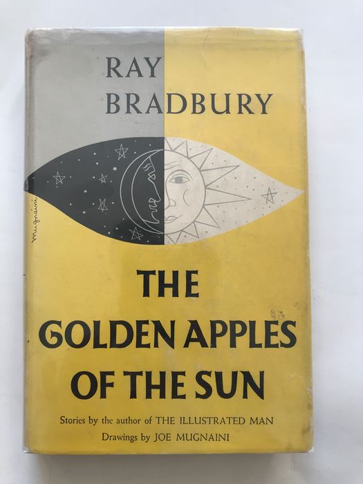 Ray Bradbury - Golden Apples of the Sun - 1953