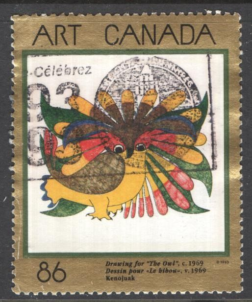 Canada 1870/2014 - Collection on pages