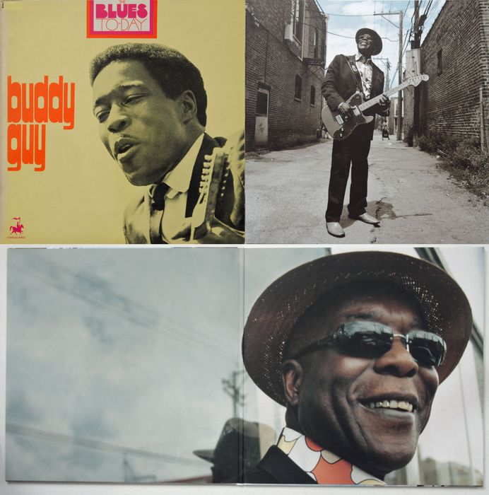 Buddy Guy - The Blues To-Day and Bring 'Em In (double Album Reissue) - Multiple titles - LP's - 1968/2018