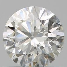 Diamant - 1.06 ct - Brillant - D (farblos) - IF (makellos)