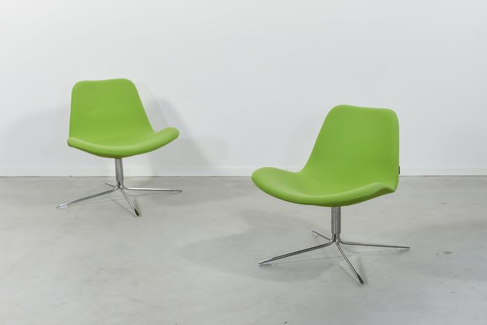 Monica Förster - Offecct - Lounge chairs - 'Spoon'
