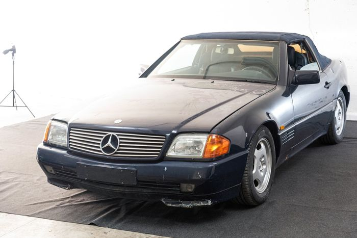 Mercedes-Benz - SL 300 24v - 1991