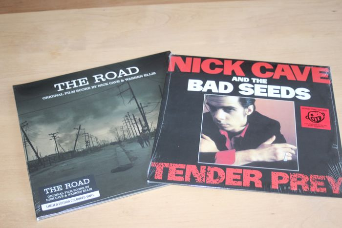 Nick Cave - Tender Prey & The Road - Multiple titles - LP's - 2015/2019
