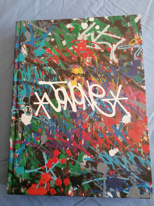 Signed; Jonone - The chronicles - 2014
