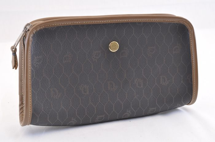 Christian Dior - Honeycomb Pouch