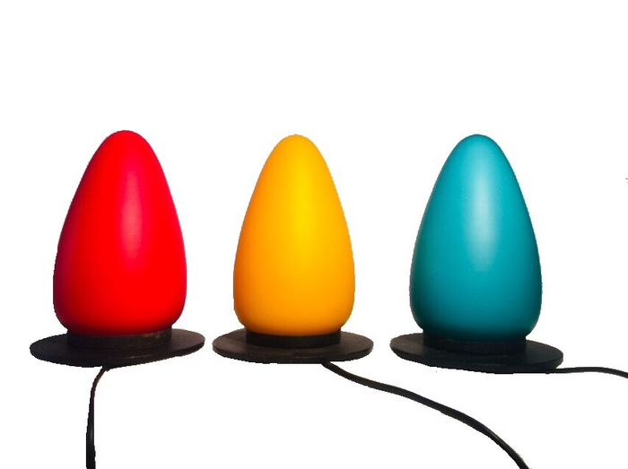 SCE - Made in France - Trois lampes (3)
