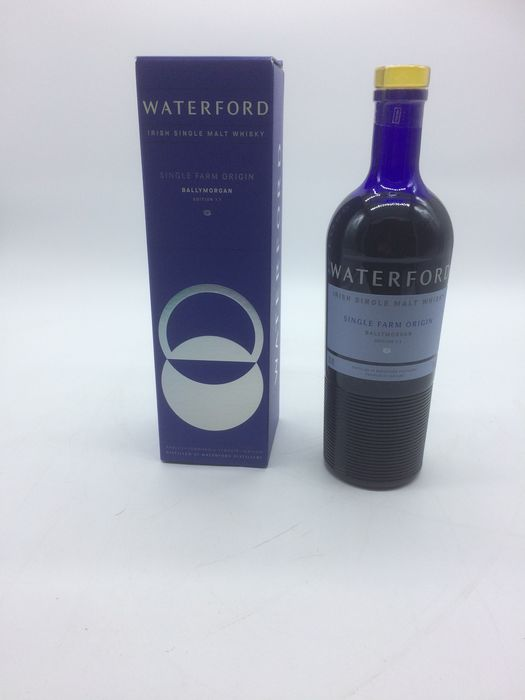 Waterford Ballymorgan Edition 1.1   - Original bottling - 70cl