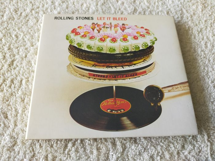 Rolling Stones - 18 great cd's in very good condition, Let it Bleed comes with Coa, including sacd and double cd - Multiple titles - CD - 1973/2009