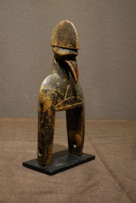 headle Pulley - Wood - Senufo - West Africa