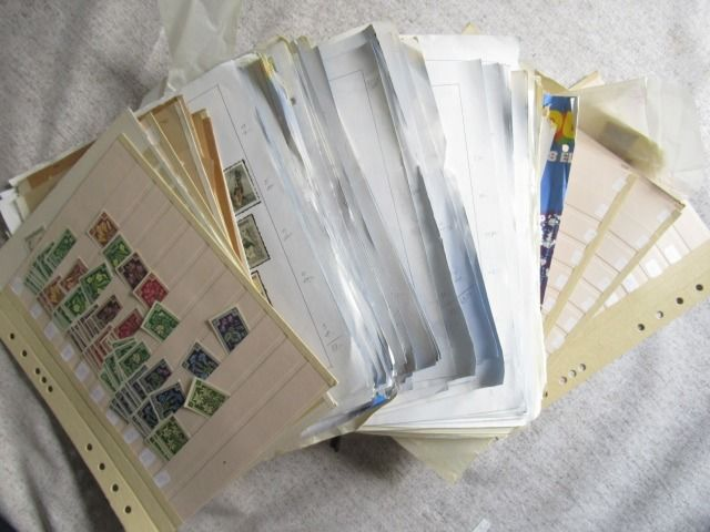 Austria - Significant collection of stamps.