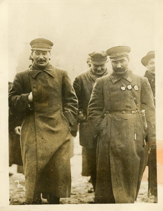 Underwood and Underwood - Josef Stalin,  young leader of the Soviet Union