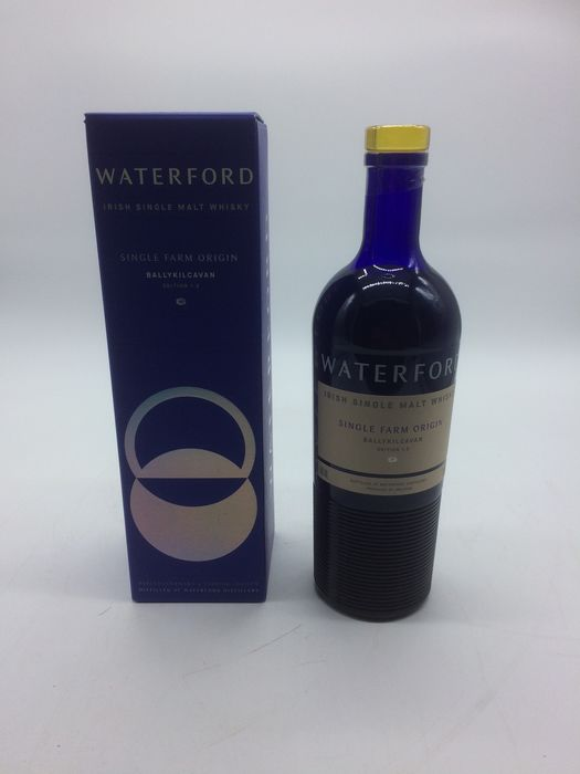 "Waterford Single Farm Origin ""Ballykilcavan Edition 1.2""  - Original bottling - 70cl"