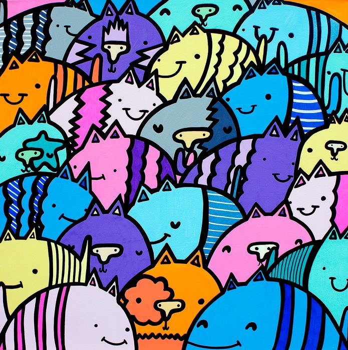 Kev Munday - Herd Of Cats