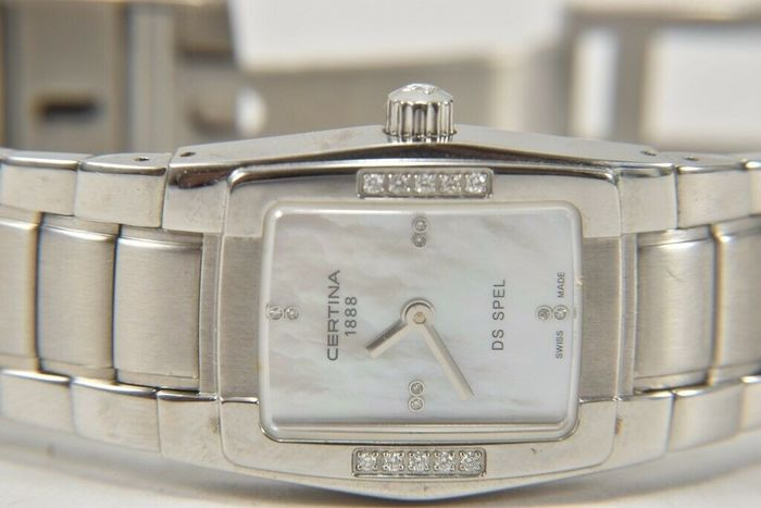 "Certina - DS Spel Lady - ""NO RESERVE PRICE"" - C322 7153 49 91 - Dames - 2000-2010"