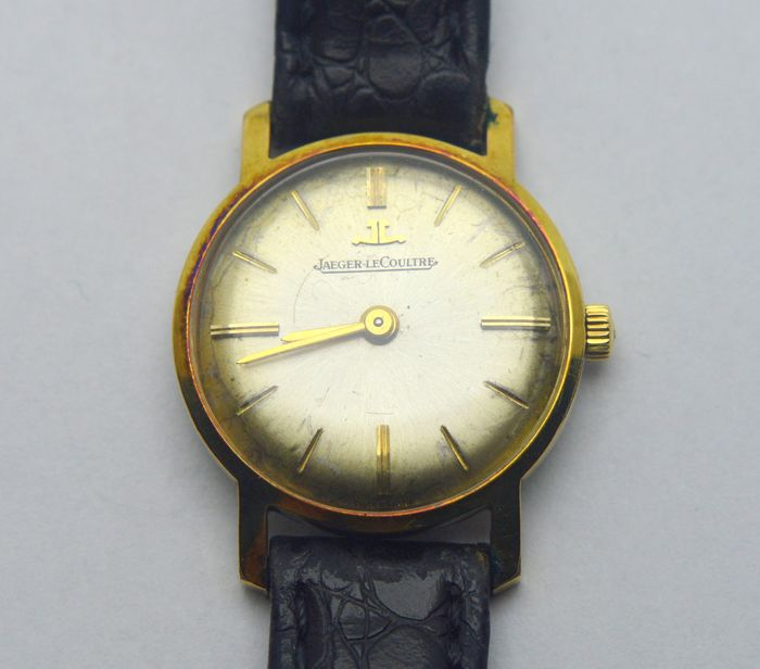 "Jaeger-LeCoultre - ""NO RESERVE PRICE"" - Dames - 1960-1969"