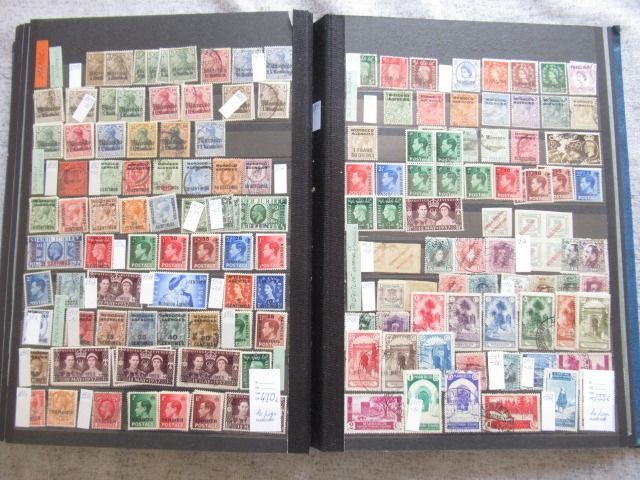 Welt - including Asia and the Middle East, significant collection of stamps