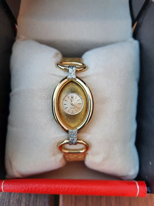Rolex - Gold Precision Cocktail - Femme - 1960-1969