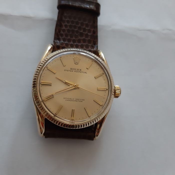 Rolex - Oyster Perpetual Bombay - 6593  - Men - 1950-1959