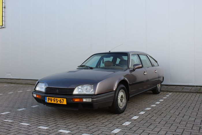 Citroën - CX 2500 Limousine turbo - 1987