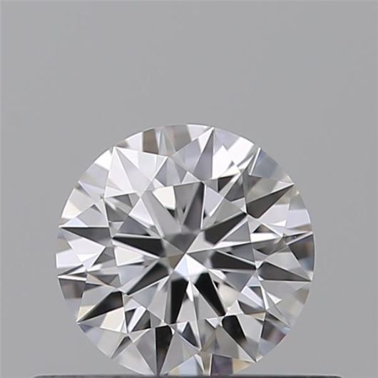 1 pcs Diamant - 0.30 ct - Brillant - E - IF (makellos)