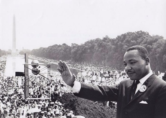 Unknown/ Topham - Dr. Martin Luther King, 'I Have a Dream' speech, 1963