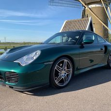 Porsche - Porsche 911 3.6 Coupe Turbo S - 2001