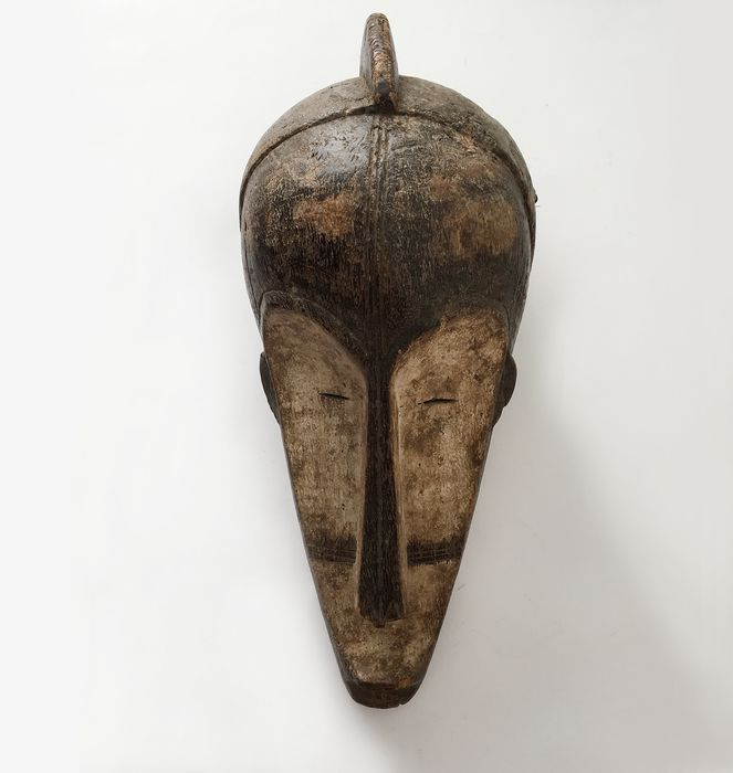 Mask - Wood - Ngil - Fang - Gabon