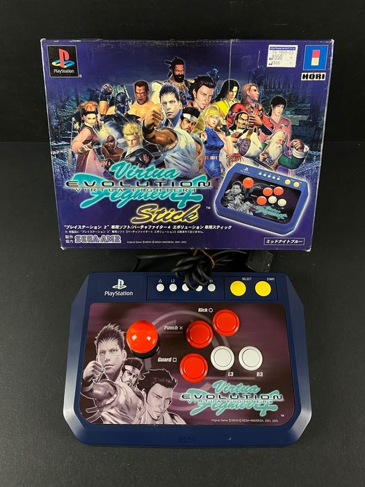 Sega PlayStation - Virtua Fighter 4 Stick - Accessory (1)