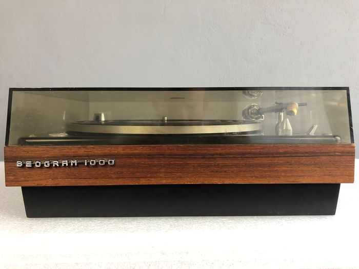 B&O - BeoGram 1000 - collectors Item - Turntable