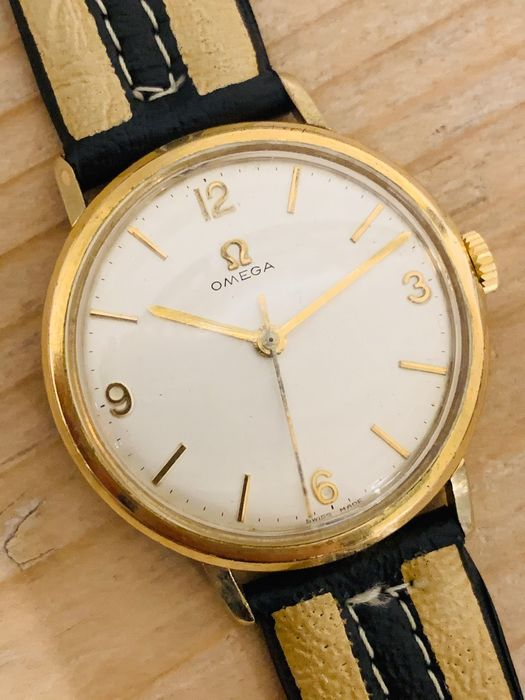 "Omega - ""NO RESERVE PRICE"" - 131.002 - 62-SC - Men - 1901-1949"