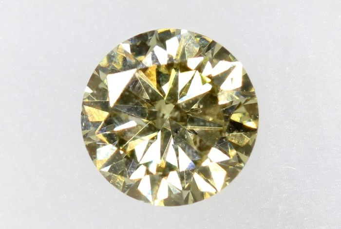 Diamond - 0.30 ct - Brilliant - No Reserve Price - SI2