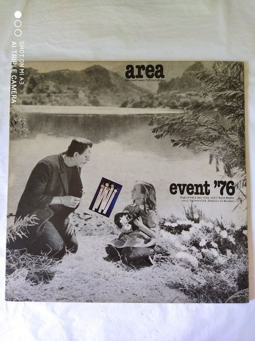 Area - Event '76 - LP Album - 1979