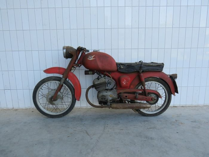 Motom - Junior - 92 cc - 1964