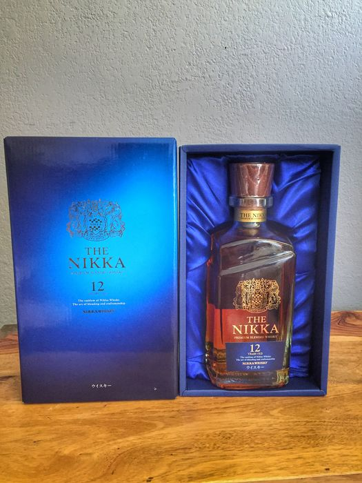 Nikka 12 years old - 70cl