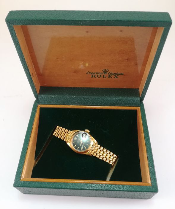 Rolex - Oyster Perpetual Datejust - 6916 - Dames - 1970-1979