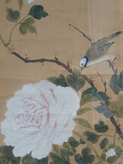 Painting - Paper - China - ca 1925