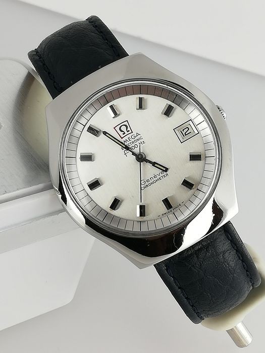 "Omega - Genève Chronometer F300Hz - ""NO RESERVE PRICE"" - 198.021 - Men - 1970-1979"