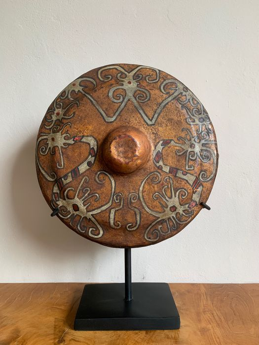Gong - Iron - Dayak style - Indonesia