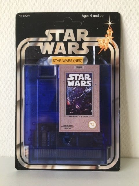 Nintendo Nes Star Wars - Video Games (1) - In originele gesealde verpakking
