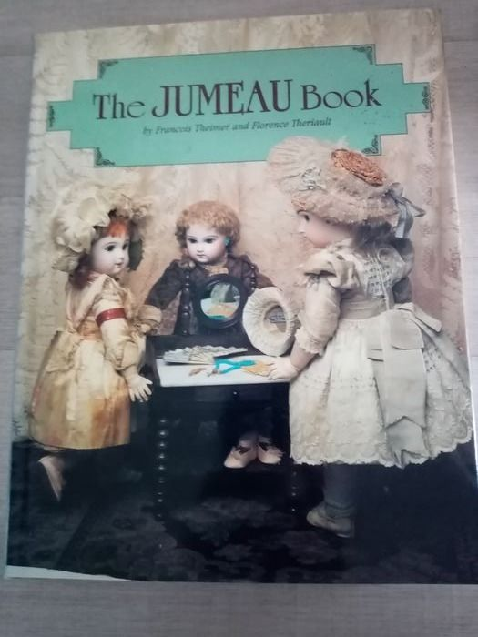 collectie mooie boeken over antieke poppen diverse titels - The bru Book/ Jumeau Book - Boek - Unknown - Nederlands/duits/engels