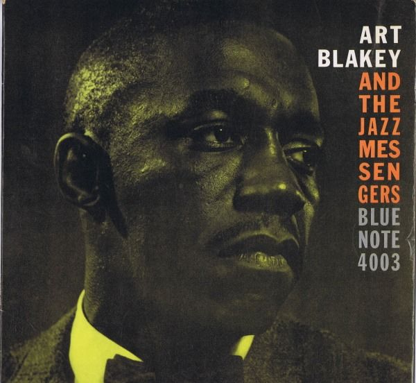 Art Blakey and The Jazz Messengers - Moanin' - LP Album - 1961