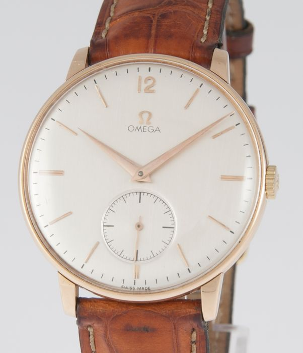 Omega - Oversize 38mm Caliber 266  - 2877 - Men - 1950-1959